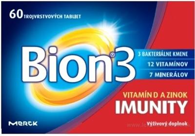 BION 3 IMUNITY tbl 1x60 ks