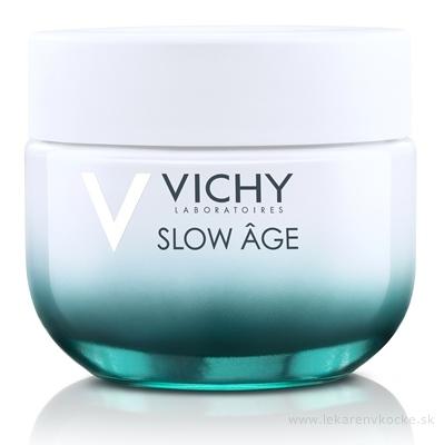 Vichy Denná starostlivosť spomaľujúce prejavy starnutia pleti Slow Age SPF 30 ( Daily Care Targeting) 50 ml