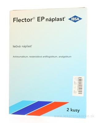 Flector EP náplasť emp med 1x2 ks