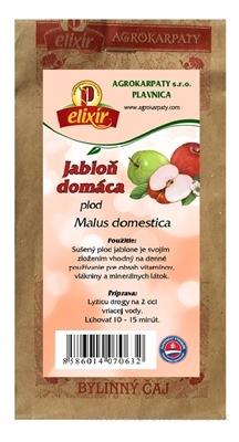 AGROKARPATY JABLOŇ DOMÁCA plod bylinný čaj 1x50 g
