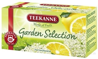 TEEKANNE WOF GARDEN SELECTION ovocno-bylinný čaj 20x2,25 g (45 g)