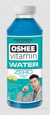 OSHEE Vitamin Water ZERO 1x0,555 l