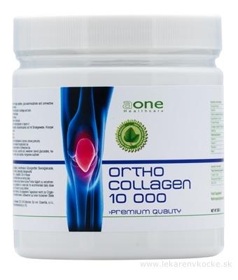 aone Healthcare ORTHO COLLAGEN 10 000 práškový koncentrát na prípravu nápoja 1x300 g