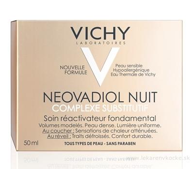 Vichy Neovadiol NUIT Compensating complex nočný krém 50 ml