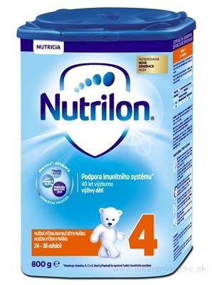 Nutricia Nutrilon 4 Pronutra 800 g