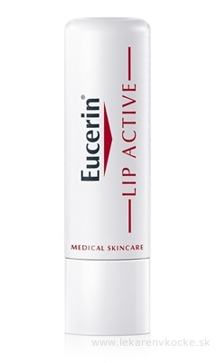 Eucerin LIP AKTIV tyčinka na pery 1x4,8 g