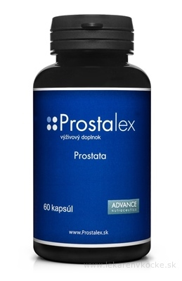 ADVANCE Prostalex cps 1x60 ks