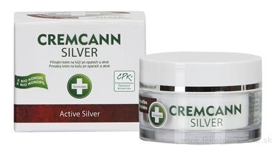 ANNABIS CREMCANN Silver konopný krém 1x15 ml