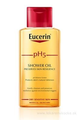 Eucerin pH5 Sprchový olej pre citlivú pokožku 1x200 ml