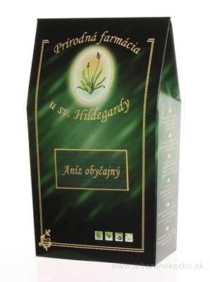 Prír. farmácia ANÍZ OBYČAJNÝ plod bylinný čaj 1x40 g