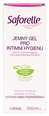 Saforelle Intima gel 250 ml