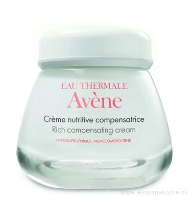 AVENE CREME NUTRITIVE COMPENSATRICE výživný kompenzačný krém na suchú citlivú pleť 1x50 ml
