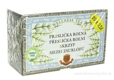 HERBEX PRASLIČKA ROĽNÁ bylinný čaj 20x3 g (60 g)