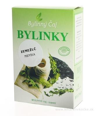 JUVAMED ZEMEŽLČ MENŠIA - VŇAŤ bylinný čaj sypaný 1x30 g