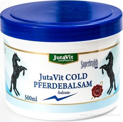 JutaVit PFERDEBALSAM COLD konská masť chladivá 1x500 ml