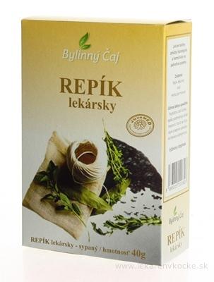 JUVAMED REPÍK LEKÁRSKY - VŇAŤ bylinný čaj sypaný 1x40 g