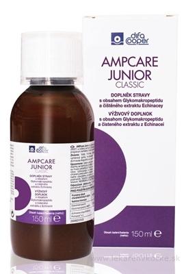 AMPCARE JUNIOR CLASSIC sirup 1x150 ml