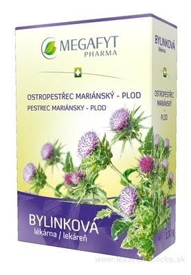 MEGAFYT BL PESTREC MARIÁNSKY - plod bylinný čaj 1x130 g