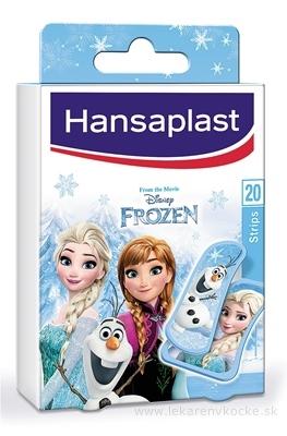HANSAPLAST Junior Frozen náplasť 1x20 ks