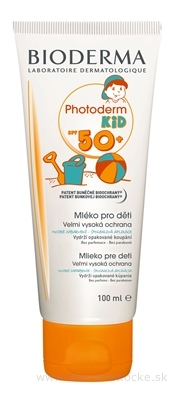 Bioderma Photoderm Kid mlieko SPF50+ 100 ml