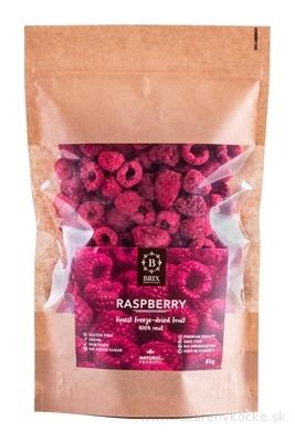 BRIX Mrazom sušená malina (Raspberry) rodinné balenie 1x85 g