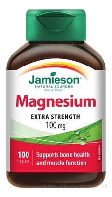 JAMIESON HORČÍK 100 mg tbl 1x100 ks