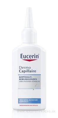 Eucerin DermoCapillaire 5% Urea tonikum pre suchú pokožku hlavy 1x100 ml