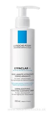 LA ROCHE-POSAY EFFACLAR H čistiaci krém (M9675500) 1x200 ml