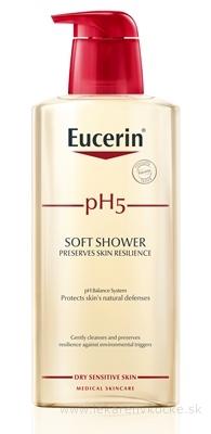 Eucerin pH5 Sprchový gél pre citlivú pokožku 1x400 ml