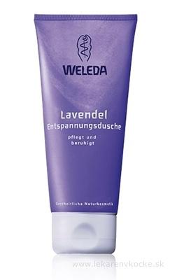 WELEDA Sprchovacia emulzia Levanduľa (Levandel Entspannungsdusche) 1x200 ml