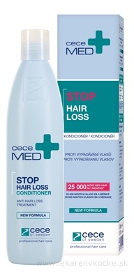 ceceMED STOP HAIR LOSS CONDITIONER kondicionér proti vypadávaniu vlasov 1x300 ml