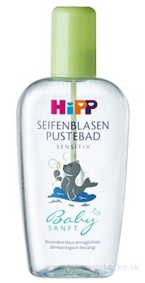 HiPP BabySANFT Bublinový kúpeľ 1x200 ml
