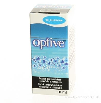 Optive očný roztok 1x10 ml