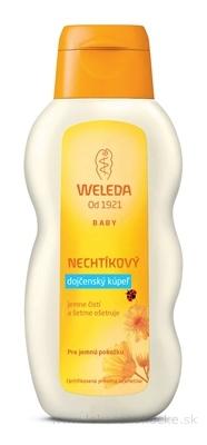 WELEDA NECHTÍKOVÝ dojčenský kúpeľ (Calendula Cremebad) 1x200 ml