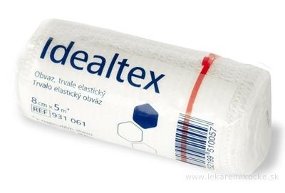 IDEALTEX ovínadlo elastické dlhoťažné (8cm x 5m) 1x1 ks