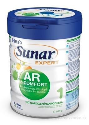 Sunar EXPERT AR & COMFORT 1 (od narodenia) 1x700 g