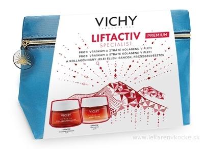 VICHY LIFTACTIV SPECIALIST XMAS 2020 denný krém 50 ml + pleťová maska 50 ml, 1x1 set