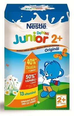 Nestlé JUNIOR 2+ Originál mliečna výživa pre batoľatá (od ukonč. 2. roka) 1x700 g