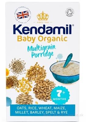 KENDAMIL Organic, BIO Viaczrnná kaša obilná (od ukonč. 7. mesiaca) 1x150 g