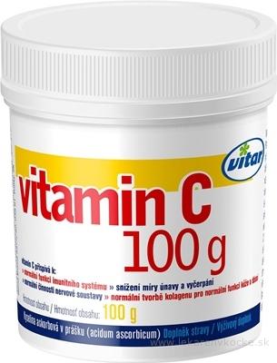 VITAR Vitamín C prášok 1x100 g