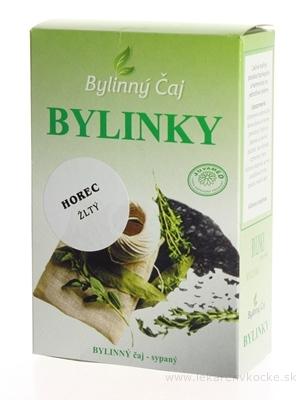 JUVAMED HOREC ŽLTÝ bylinný čaj sypaný 1x25 g