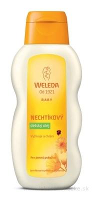 WELEDA NECHTÍKOVÝ detský olej (Calendula Pflegeöl) 1x200 ml