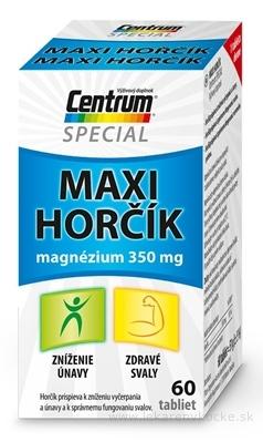MAXI HORČÍK Centrum SPECIAL tbl 1x60 ks