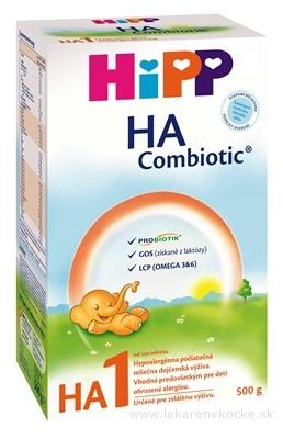 HIPP HA 1 COMBIOTIC MLIEKO 500G