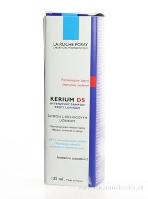 LA ROCHE-POSAY KERIUM INTENSIF ŠAMPÓN LUPINY (0007166331) 1x125 ml