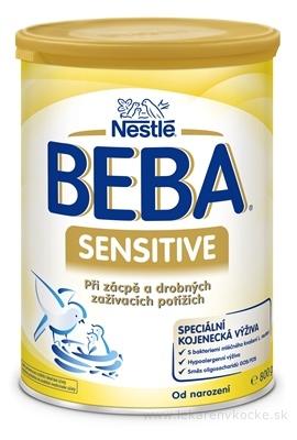 BEBA SENSITIVE plv (dietetická potravina od narodenia) 1x800 g