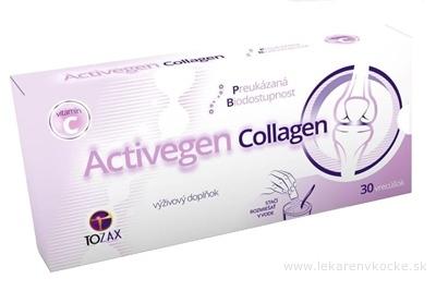 Activegen Collagen prášok vo vrecúškach 1x30 ks