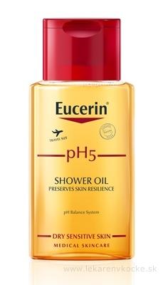 Eucerin pH5 Sprchový olej pre citlivú pokožku 1x100 ml
