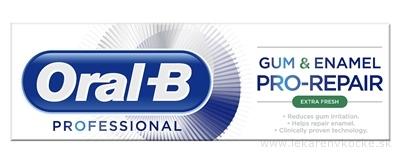 Oral-B GUM & ENAMEL PRO-REPAIR Extra Fresh zubná pasta 1x75 ml