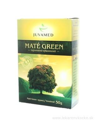 JUVAMED MATÉ GREEN ČAJ sypaný 1x50 g